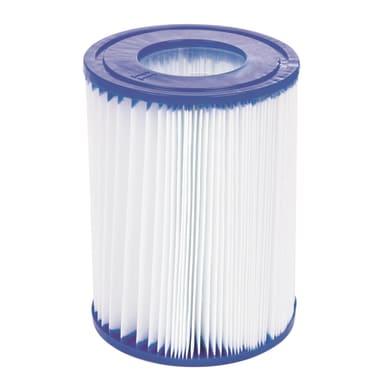 Cartuccia per filtro piscina BESTWAY Ø 10.6 cm Flowclear Tipo II