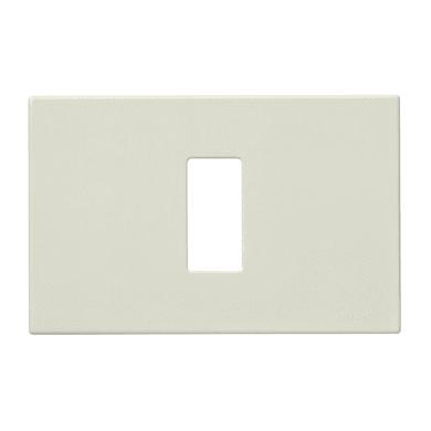 Placca VIMAR 8000 1 modulo avorio