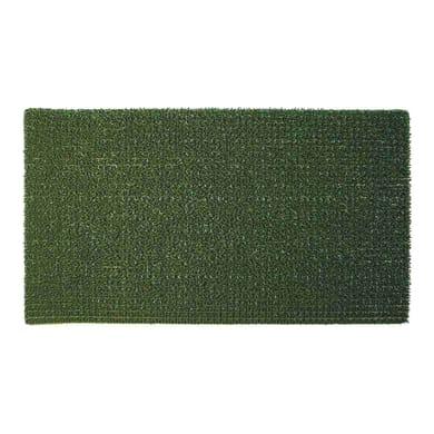 Zerbino Turf in polietilene verde 70x40 cm