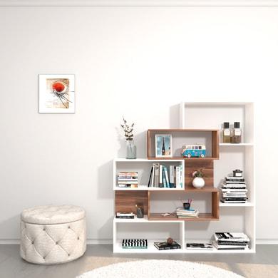 Libreria Era L 140 x P 27 x H 150 cm