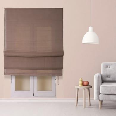 Tenda a pacchetto INSPIRE Vinci marrone 40x250 cm