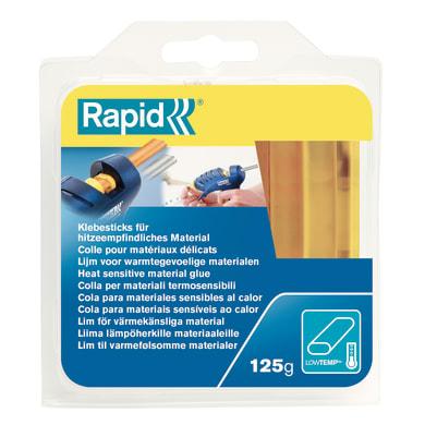 Stick di colla a caldo RAPID Glitter colori assortiti L 94 mm Ø 9 mm 125 g