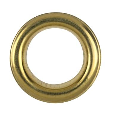 Sottolavorazione anello color ottone