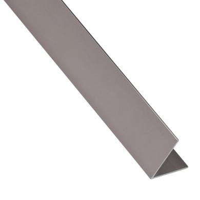 Profilo angolo STANDERS in alluminio 1 m x 1.95 cm rame