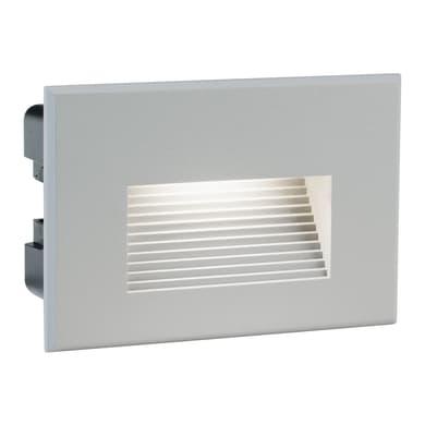 Faretto da incasso da esterno rettangolare Spina LED integrato 3W 300LM 1 x IP65