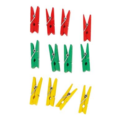 Cornice Multicolor per 12 fotografie 9X13 bianco