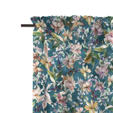 Tenda INSPIRE Florence multicolore fettuccia con passanti nascosti 200x280 cm