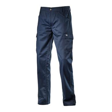 Pantalone da lavoro DIADORA Pant Level blu tg 46