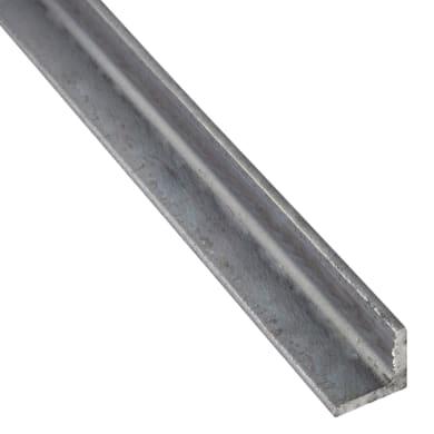 Profilo angolo STANDERS in ferro 2 m x 4.1 cm nero