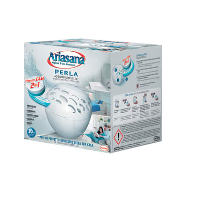 Kit assorbiumidità HENKEL Ariasana Perla neutro 300 g