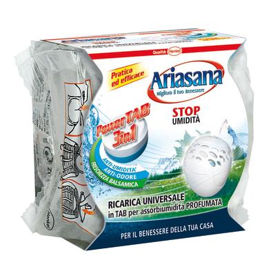 Assorbitore di umidità HENKEL Ariasana Power Tab fruttato 300 g