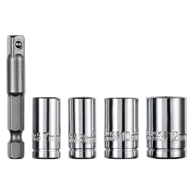 Adattatore per chiave a tubo modulabile DEXTER PRO L 50 mm