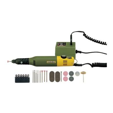 Mini trapano fresatore PROXXON, Micromot 28510 50/E, 40 W, 20000 giri/min, con trasformatore