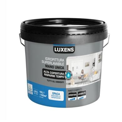 Pittura murale LUXENS 10 L bianco
