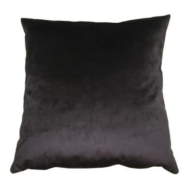 Fodera per cuscino Viki nero nero 60x60 cm