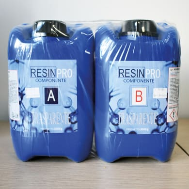 Resina Resinpro  8 L trasparente
