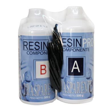 Resina Resinpro  0.8 L trasparente