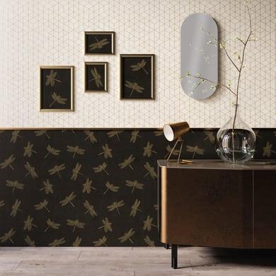 Specchio A parete ovale Jap 30x90 cm