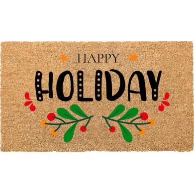 Zerbino Happy holiday in cocco beige