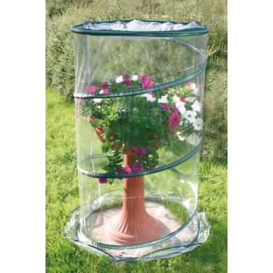 Serra da giardino VERDEMAX Pop-up H 110 cm, L 70 x P 70 cm