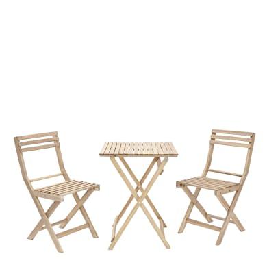 Set Tavolo Sedie Legno Giardino.Set Tavolo E Sedie Da Giardino Prezzi E Offerte Per Il Tuo