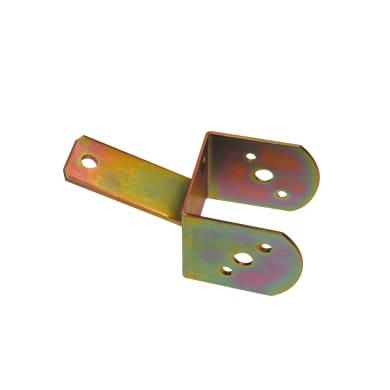Giunto in acciaio L 7x H 7