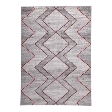 Tappeto Casa J grigio 160x230 cm