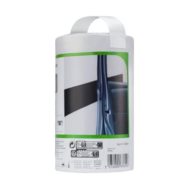 Protezione per garage in polietilene L 200 x H 200 cm nero