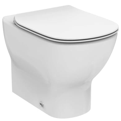 Vaso wc a pavimento ideal mood acquablade IDEAL STANDARD