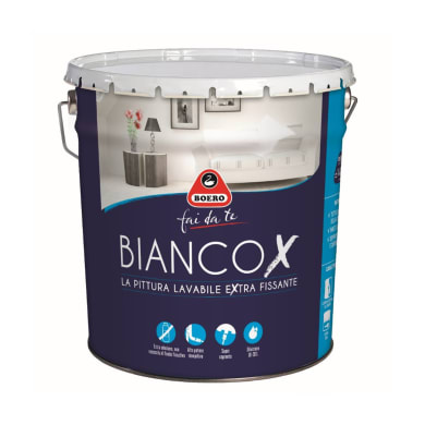 Pittura murale Bianco X BOERO 14 L bianco