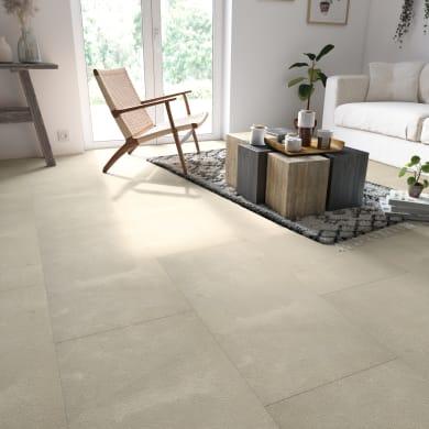 Pavimento PVC flottante clic+ Erly Sp 5 mm beige
