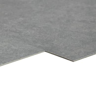 Pavimento pvc adesivo Kamet Sp 1.2 mm grigio / argento