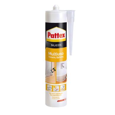 Silicone PATTEX Multiuso trasparente 290 ml