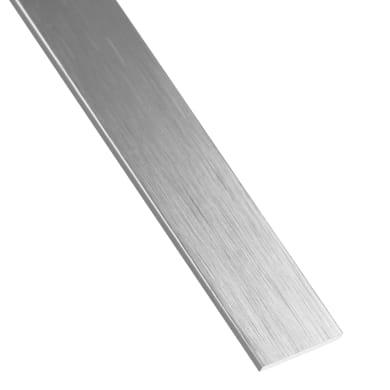 Profilo piatto STANDERS in alluminio 2.6 m x 2 cm