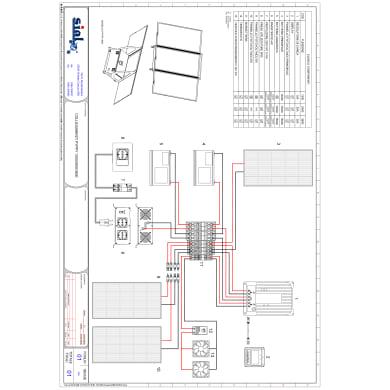 Fotovoltaico portatile 2400 W