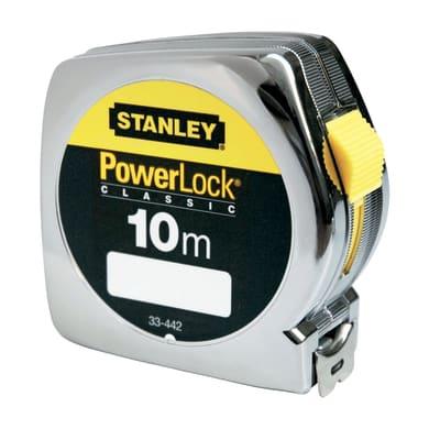 Flessometro pieghevole STANLEY Powerlock acciaio laminato 10 m