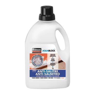 Pulitore antimuffa RUBSON Aquablock Antisalnitro 1 L