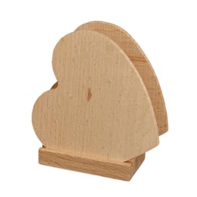 Porta tovagliolo in legno