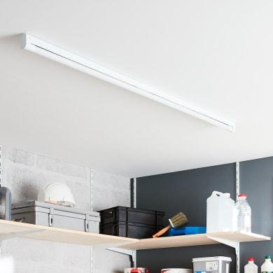 Tubo LED T8 2300 LM bianco luce calda L 150 cm