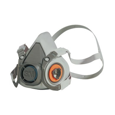 Maschera con filtro 3M 6002 Contro le esalazioni / particelle di vernice