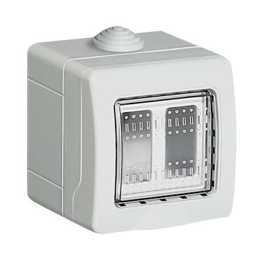 Scatola da parete componibile Idrobox