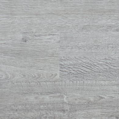 Pavimento pvc flottante clic+ Montana Sp 5 mm grigio / argento