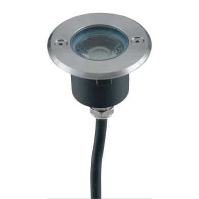 Faretto da incasso da esterno tondo WALK-R7 LED integrato 3W 240LM 1 x IP67