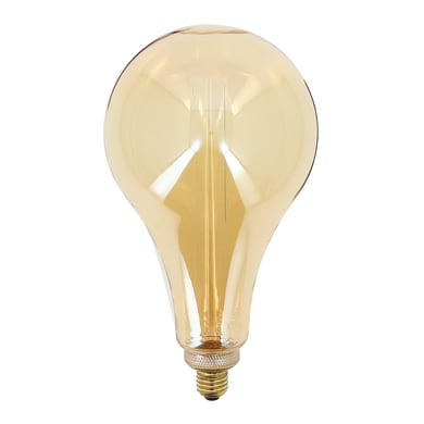 Lampadina LED E27 globo bianco caldo 40W = 180LM (equiv 40W) 320° XANLITE