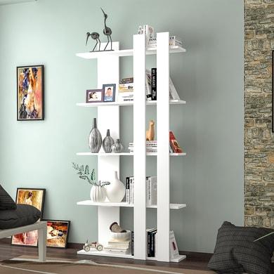 Libreria Tiny L 75 x P 22 x H 150 cm