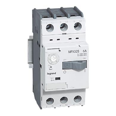 Salvamotore BTICINO 1.6-2.5A/0.75KW 3P 1.6A 6kA 2.5 moduli 380V