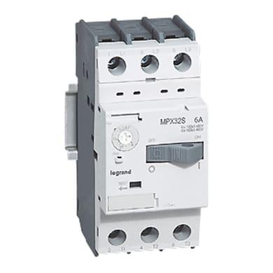 Salvamotore BTICINO 2.5-4A/1.5KW 3P 4A 2.5 moduli 380V