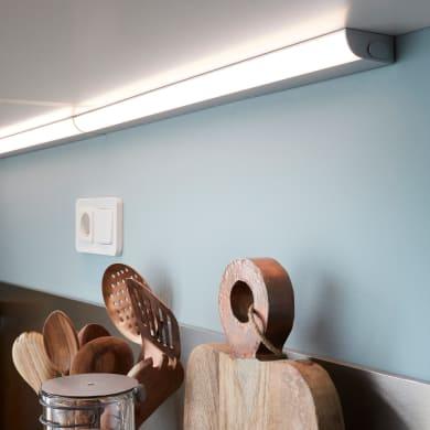 Batten accessory Melfi LED integrato 60 cm 5W 440LM IP20 Inspire