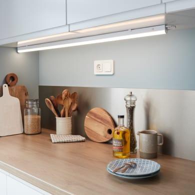 Reglette Moss LED integrato 120.9 cm 15W 1650LM IP20 Inspire