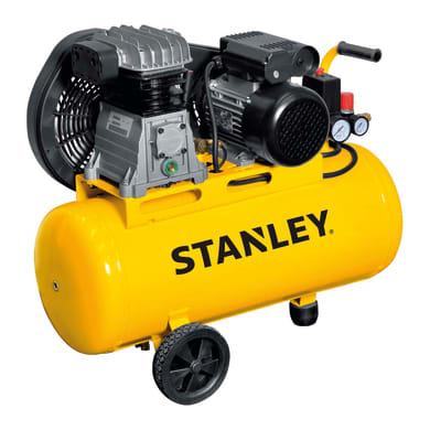 Compressore a cinghia STANLEY 2 hp 9 bar 50 L
